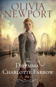 Olivia Newport--The Dilemma of Charlotte Farrow cover