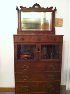Olivia Newport: Antique Dresser
